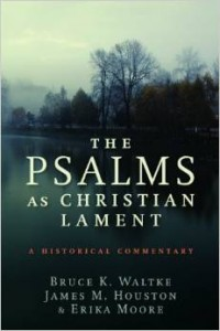 psalms as christian lament