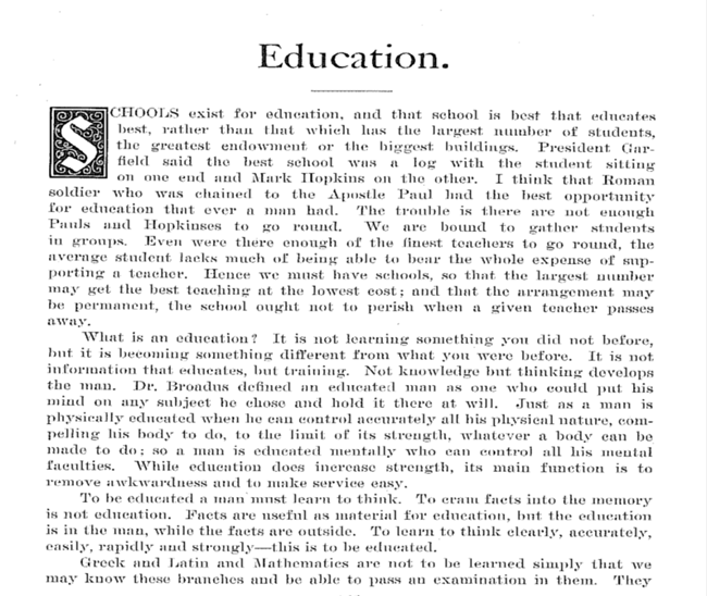 essay importance of education in hindi Importance of education in modern times cannot be understated as it forms an integral part of our lives in following ways wide exposure: through the use of educating, we come to know about the different cultures and traditions in the world it helps people to become more tolerant of each other.